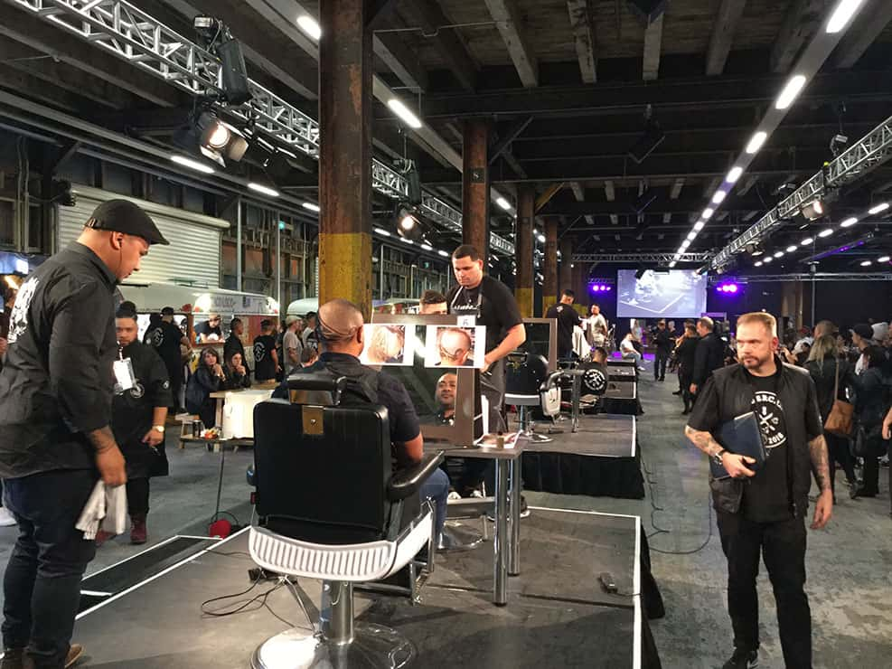 The venue that made the cut for Barbercraft NZ